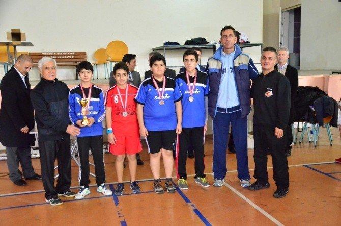 Okullararası Yıldızlar Badminton İl Birinciliği Tamamlandı