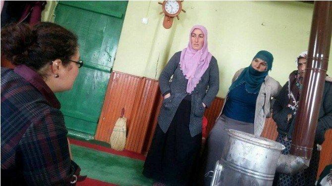 Ağrı'da Ücretsiz Rahim Ağzı Kanseri Taraması