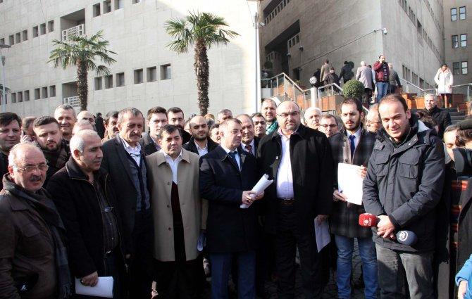 AK Parti Bursa teşkilatından Kılıçdaroğlu'na Cumhurbaşkanı'na hakaret davası