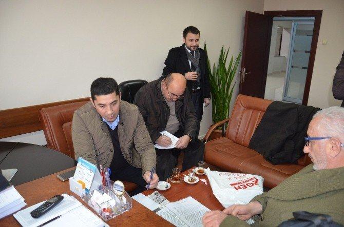 Ordu'da AK Parti'den Kılıçdaroğlu Hakkında Suç Duyurusu
