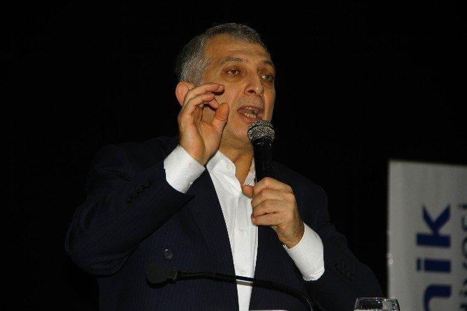 AK Parti İstanbul Milletvekili Metin Külünk: