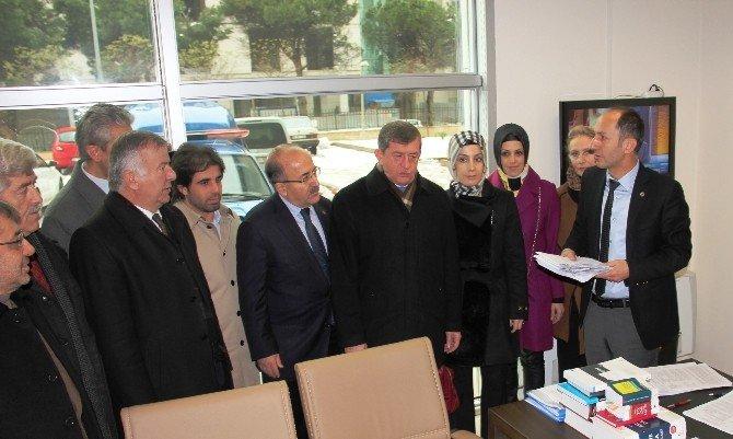 Trabzon İl Başkanı Revi Ve Ekibinden Kılıçdaroğlu Hakkında Suç Duyurusu