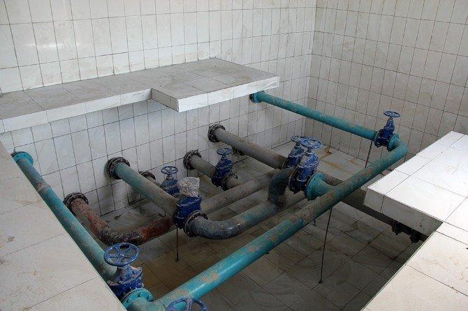 Akyazı'da Üst Köylere Kaliteli İçme Suyu