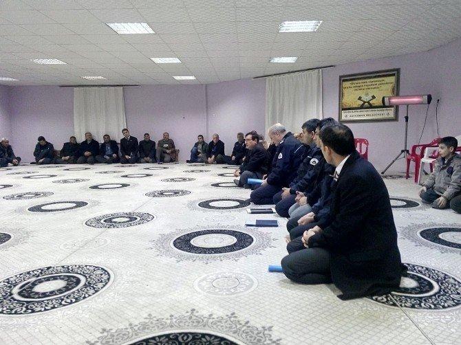 Adıyaman'da Huzur Toplantısı Gerçekleştirildi