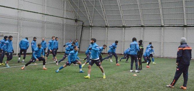 Bb Erzurumspor Tekirdağspor Maçı Hazırlıklarını Tamamladı