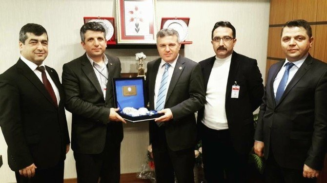 Bem-bir-sen, Milletvekillerini Ziyaret Etti