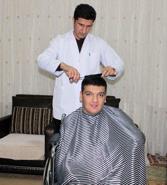 Kuaförlerden Engelliler İçin Örnek Proje