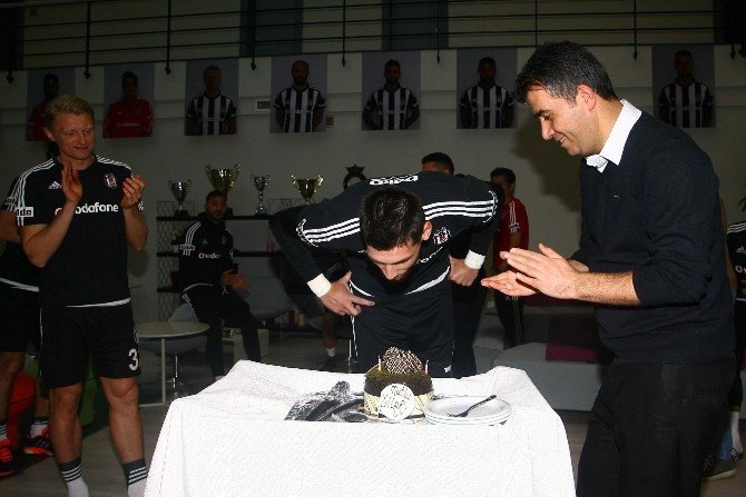 Boyko'ya Doğum Günü Sürprizi