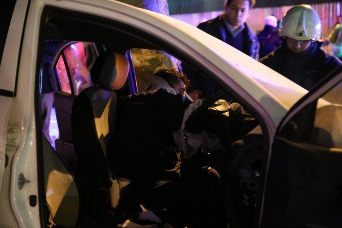Beşiktaş'ta trafik kazası: 1 polis şehit oldu