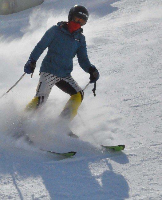 Bitlis'te Kayak Temel Eğitim Kursu