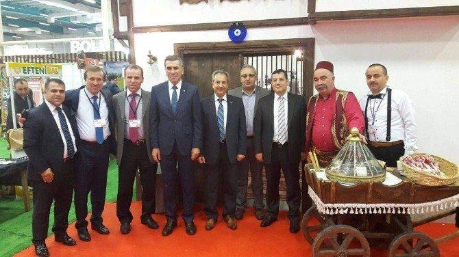 EMITT Fuarında Safranbolu'ya Yoğun İlgi