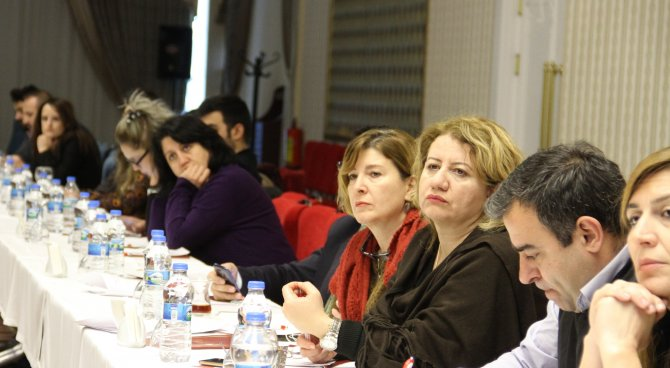 Barolar, çocuklar için Diyarbakır'da toplandı