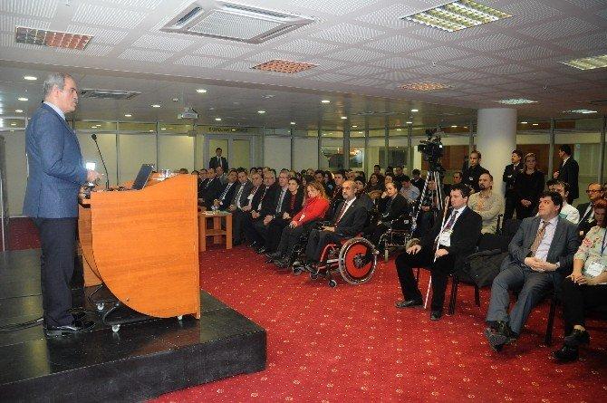 1. Ulusal Engelliler Sempozyumu Başladı