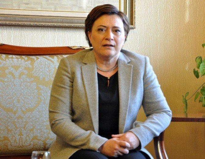 Çevre Ve Şehircilik Bakanı Sarı Antalya'da
