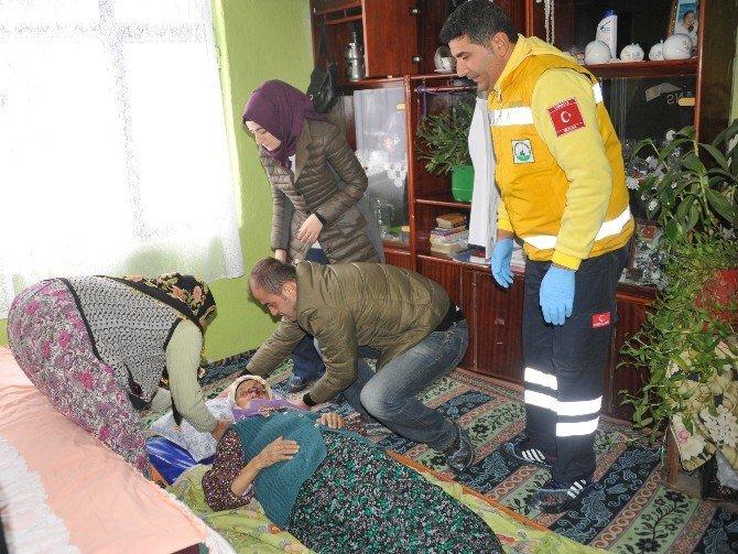 Kanserli Kadına Osmangazi Belediyesi Sahip Çıktı