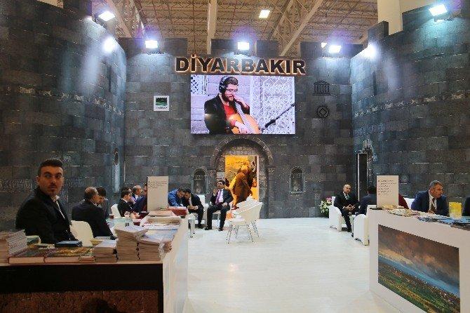 Diyarbakır'ın Güzellikleri Emitt'te Tanıtıldı