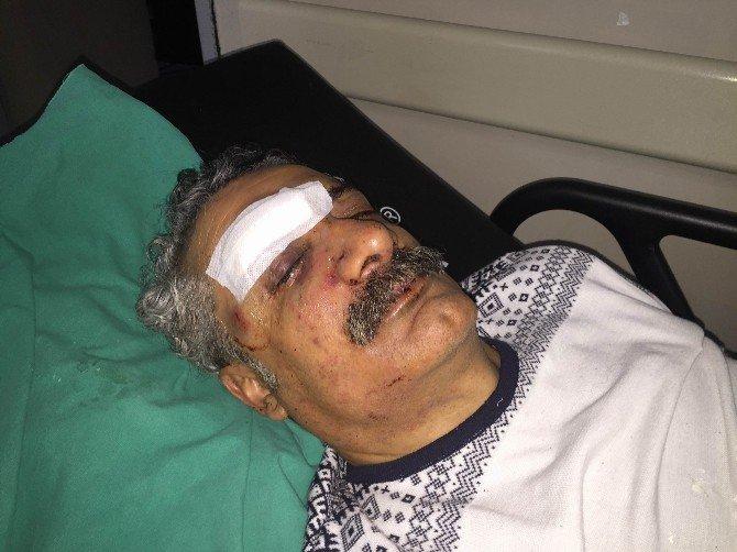 HDP'yi Eleştiren Kürt Sanatçı Evinin Önünde Saldırıya Uğradı