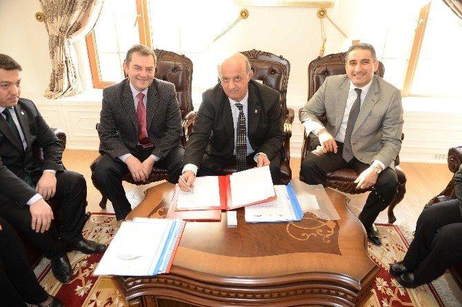 Edes Programı Kapsamında Protokol İmzalandı