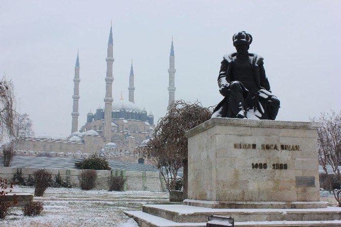 """""""Edirneli Fatih'in Şehrinde Camilerin 'Kıble Yönleri' Kusursuz"""""""