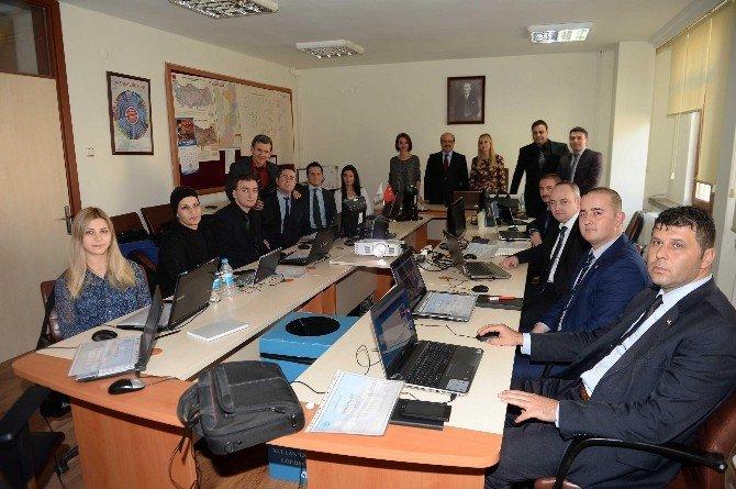 Edirne'de İsay2 Eğitimi Sona Erdi