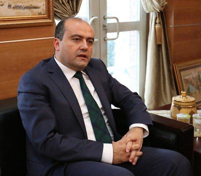 Ekonomi Bakan Yardımcısı Metin Bolu'da