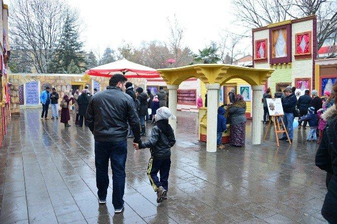 Erbaa'da Osmanlı Haftası Coşkusu