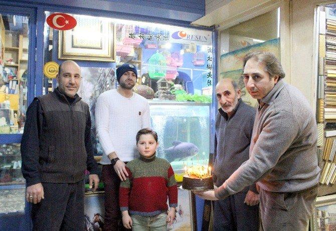 Türkiye'nin En Büyük Piranası 27 Yaşında