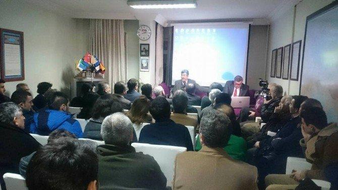 Eskişehir Türk Ocağı'nın Geleneksel Perşembe Sohbetleri