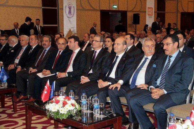 'Esnaf Ve Sanatkârların Uyum Yeteneğinin Arttırılması Operasyonu' Açılış Toplantısı
