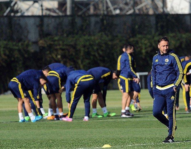 Fenerbahçe, Kayserispor Maçı Hazırlıklarını Tamamladı