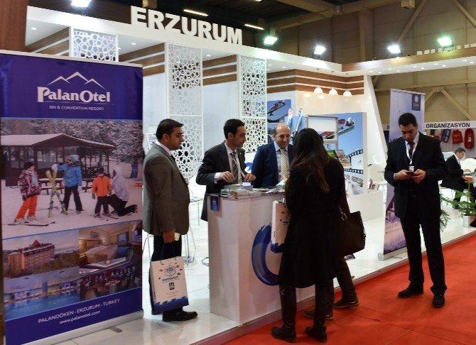 EMITT 2016'da Erzurum İlgisi