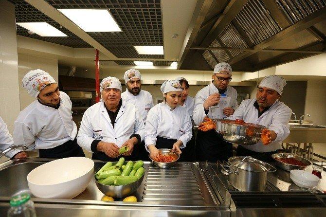 Gastronomi Eğitimi Sertifika Programı Düzenlenecek