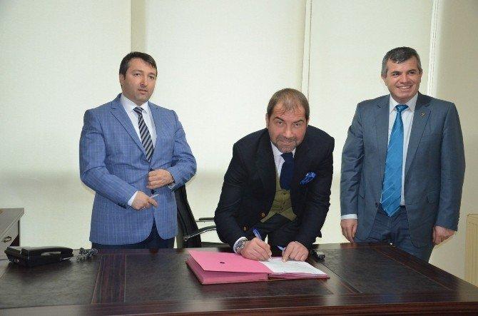 Girişimcilik Kursları İçin Protokol İmzalandı