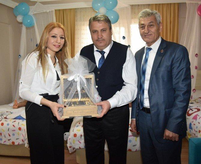 Başkan Çerçi'den Yoğun Cuma Mesaisi