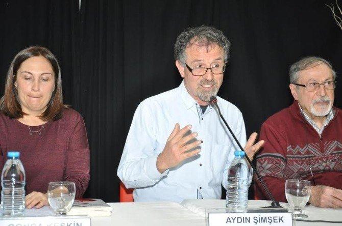 Çeşmeli Yazar Cavit Kürnek'e Saygı Günü