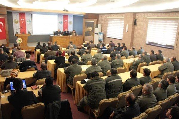 Kastamonu'da Ozm Eğitimi Yapıldı