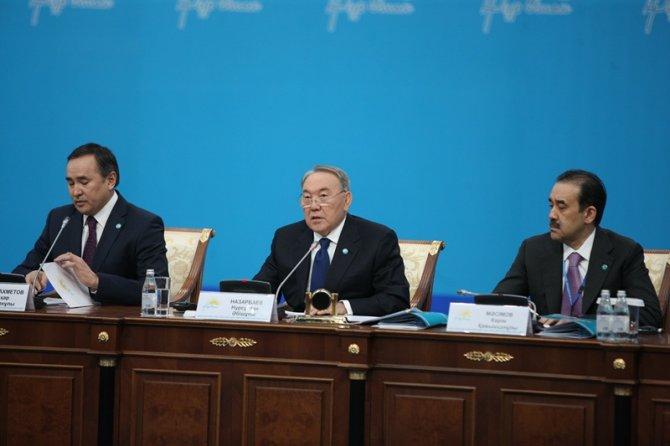 Kazakistan'ın petrol üretim hedefi 92 milyon ton