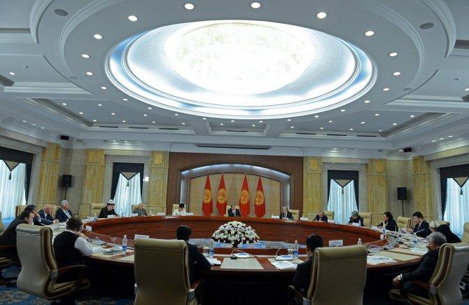 Kırgız lider: Bir devletin gelişmesinde ahlakın rolü büyüktür