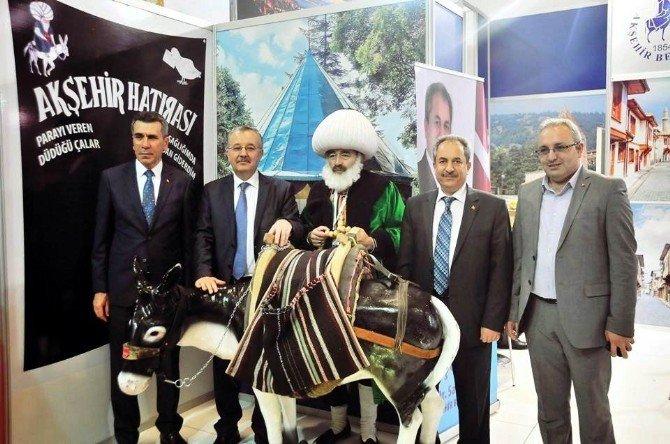 EMITT'te Akşehir Ve Nasreddin Hoca Rüzgarı