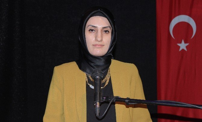 Elazığ'da 'Kadın Yasal Hakları Eğitimi' Konferansı Verildi