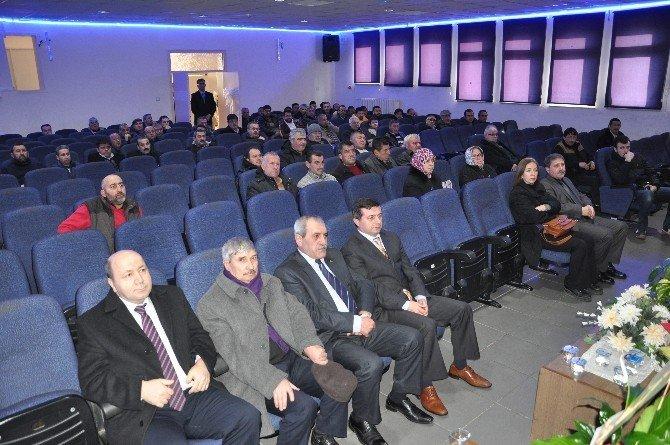 Bozüyük Esnaf Ve Sanatkarlar Kredi Kefalet Kooperatifi Mali Genel Kurul Toplantısı
