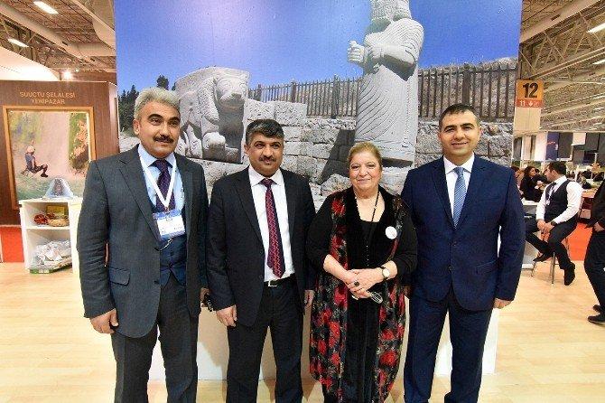 Malatya Kültür A.ş. 20. EMITT Fuarı'nda