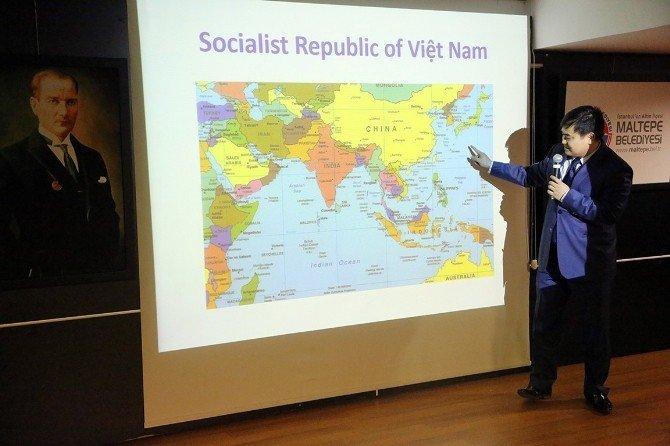 Maltepeli İşadamlarına 'Vietnam' Sunumu