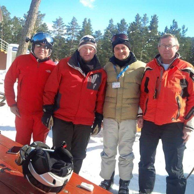 Mustafa Koç Yaşasaydı Bugün Sarıkamış'ta Kayak Yapacaktı