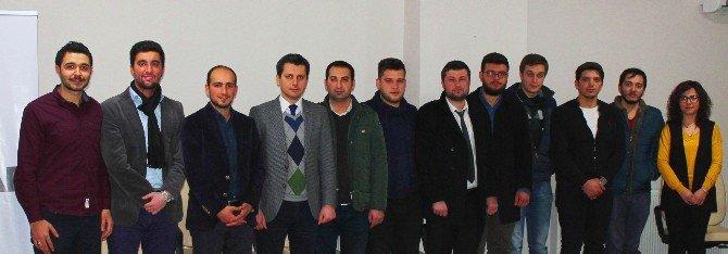 Manisa'da Genç MÜSİAD Kuruldu
