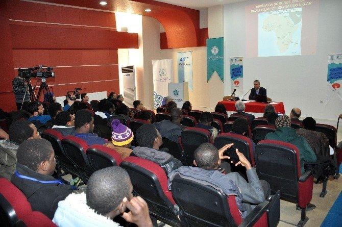 NEÜ, Türkiye Ve Gana Arasında Kardeşlik Köprüsü Kuruyor
