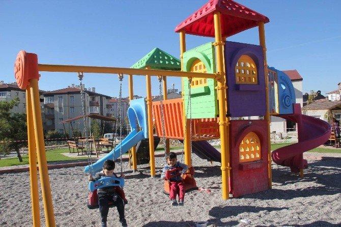 Park Ve Bahçeler Müdürlüğü'nden 10 Yeni Park Daha