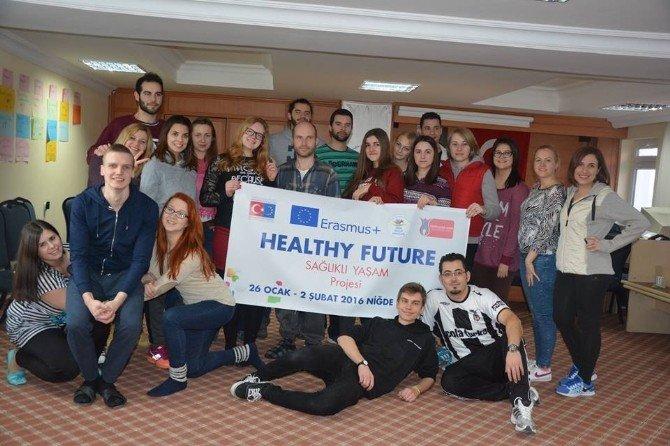 Gençler Sağlıklı Yaşayacak