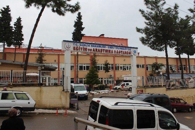 ODÜ Hastanesi 2015'te 368 Bin 699 Hastayı Tedavi Etti