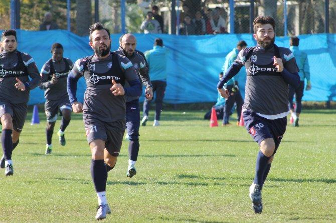 Adana Demirspor, Boluspor maçının hazırlıklarını sürdürüyor